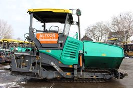 asfalteermachine rups Vogele Super 1800-3i 2016