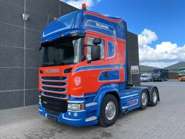 standaard trekker Scania R490 6x2/4 Euro 6 2015