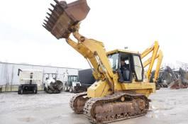 rupsdozer Caterpillar 963C , 20t , bucket 2m3 , track 55cm , joystick 2007