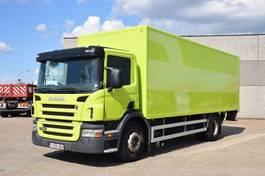 bakwagen vrachtwagen Scania P 230 4X2 2005