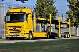 autotransporter vrachtwagen Mercedes-Benz Actros 1846 L/NR 4x2  Megaspace - Against any reasonable offer !!!! 2007