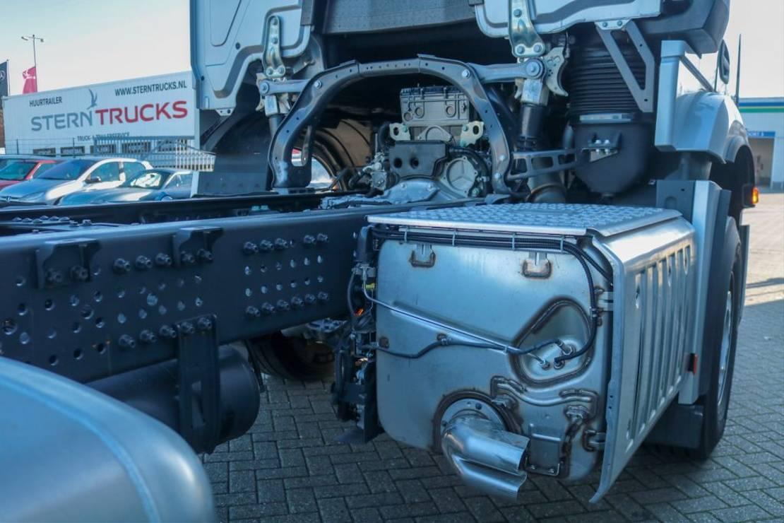 chassis cabine vrachtwagen Mercedes-Benz Arocs 2840 L ENA 6x2 28Ton (NIEUW)