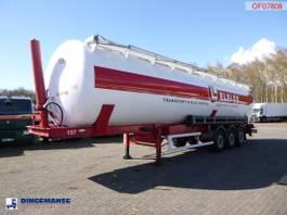 tankoplegger Feldbinder Powder tank (tipping) 63 m3 2001