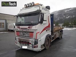 containersysteem vrachtwagen Volvo FH16 2010