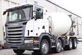 overige vrachtwagens Scania G420  Liebherr Retarder E5 Liege Standheizung 2009