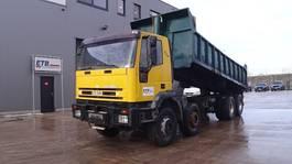 kipper vrachtwagen > 7.5 t Iveco Eurotrakker 340 E 34 (GRAN PONT / SUSPENSION LAMES / POMPE MANUELLE) 1996