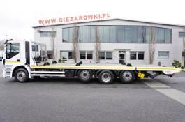 takelwagen-bergingswagen-vrachtwagen Iveco Stralis 360 , EEV , 8X2 , tridem , load 17t , 8,8m long , retard 2014