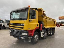 kipper vrachtwagen > 7.5 t DAF CF85 2011