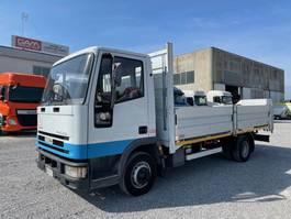 open laadbak vrachtwagen Iveco EuroCargo 65 Eurocargo 65E14 1993