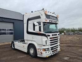 standaard trekker Scania R480 euro  6 Retarder 2012