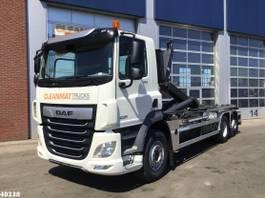 containersysteem vrachtwagen DAF CF 430 FAN 2020