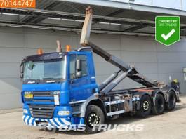 containersysteem vrachtwagen DAF CF 85 8X2 NL-Truck Lift+LenkAchse Euro 3 2006