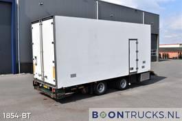 gesloten opbouw aanhanger DRACO MZS 220 | BOX HANGER * APK 07-2021 * 50mm TREKOOG 2005