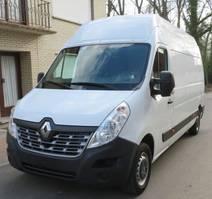 gesloten bestelwagen Renault Master L3H3 2018