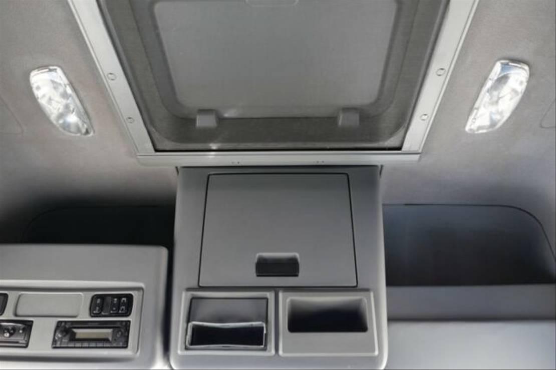 autotransporter vrachtwagen Mercedes-Benz Atego 1224 Autotransporter Seilwinde bluetec 5 2011