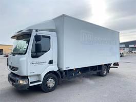 bakwagen vrachtwagen Renault MIDLUM 2012