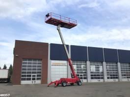 overige hoogwerker Mec Titan Boom 40-S 4x4x4 EPA 14 meter Hoogwerker 2012