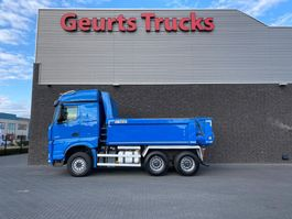 kipper vrachtwagen > 7.5 t Mercedes-Benz Arocs 2658 6X4 KIPPER/TIPPER TRUCK EURO 6 2014