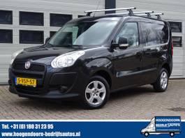 gesloten bestelwagen Fiat Doblo Cargo 1.3 MultiJet - Airco - Trekhaak 2012