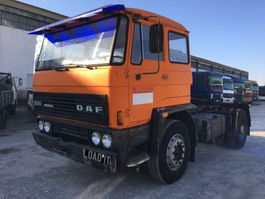 standaard trekker DAF 2500 Oldtimer 1988