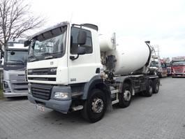 overige vrachtwagens DAF CF85 410 8X4 2013