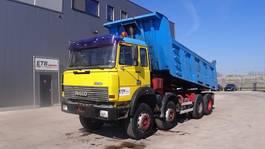 kipper vrachtwagen > 7.5 t Iveco Magirus 340 - 34 (GRAND CUBAGE / LAMES / V8) 1993