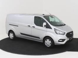 gesloten bestelwagen Ford Transit Custom 300L 2.0 TDCI 130 PK AUTOMAAT L2H1 Trend NAVIGATIE CAMERA APP DAB+ CRUIS... 2021