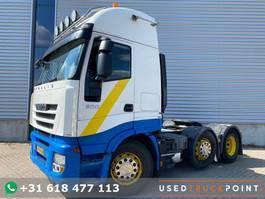 standaard trekker Iveco Stralis 500 / 6X2 / Manual / Retarder / Euro 5 / NL Truck 2008