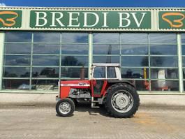 standaard tractor landbouw Massey Ferguson 595 1996