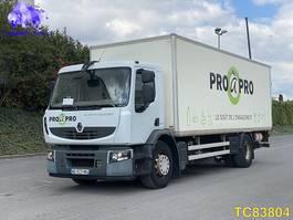 bakwagen vrachtwagen Renault Premium 310 .19D Euro 5 2009