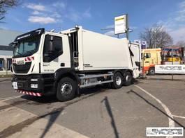 vuilkar camion Iveco Stralis 260 AD260S330 German - Zoeller - Faun - Euro 6 - 20 units 2014
