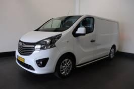 gesloten bestelwagen Opel Vivaro 1.6 CDTI 125PK - Airco - Cruise - Camera - € 11.950,- Ex. 2017