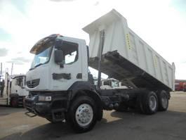 kipper vrachtwagen > 7.5 t Renault Kerax 380 DXI 2009