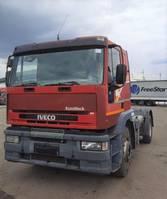 standaard trekker Iveco Eurotech 440 Euro 2, 380HP, Manual pump, Manual gearbox, Full steel suspension 1998