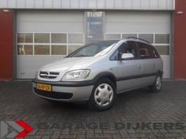 mpv auto Opel Zafira, 1,6 Comfort 7 Persoons Airco Trekhaak AP 2004