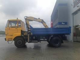 kipper vrachtwagen > 7.5 t DAF Andere 1800 4x4 1986