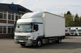 bakwagen vrachtwagen Mercedes-Benz Atego 1224 Möbel Koffer/2Liegen/LBW/Edscha/Klima 2012