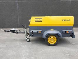 compressor Atlas Copco XAS 97 DD - N 2007
