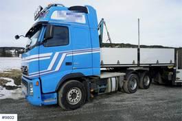 standaard trekker Volvo FH660 6x4 w / hydraulics 2007