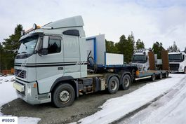 standaard trekker Volvo FH660 6x4 w / hydraulics & 2006 NoRslep machine tr 2007
