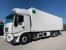 koelwagen vrachtwagen Iveco Stralis 480 Stralis 260S48 Carrier 2006