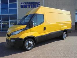 gesloten bestelwagen Iveco Daily 35 C17 Automaat Agile NL auto 2015