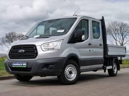 platform bedrijfswagen Ford Transit 350 ec ambiente, open la 2014