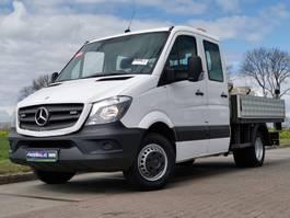 platform bedrijfswagen Mercedes-Benz Sprinter 516 cdi dc hogedruk rein 2015