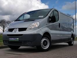 gesloten bestelwagen Renault Trafic 2.0 DCI l2h1, airco, navi, p 2014