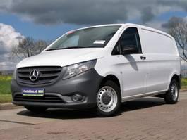 gesloten bestelwagen Mercedes-Benz Vito 109 cdi pro 2015
