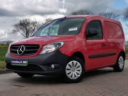 gesloten bestelwagen Mercedes-Benz Citan 108 CDI werkplaatsinrichting 2018