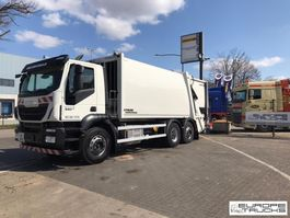 vuilkar camion Iveco Stralis 260 AD260S330 Faun - Variopress - Zoeller - Euro 6 2014