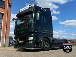 standaard trekker MAN TGX 18 XXL / SHOWROOM CONDITION! FULL AIR / XENON / ETC ETC 2016