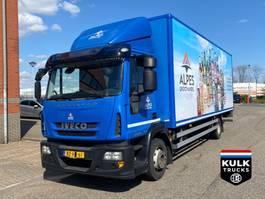 bakwagen vrachtwagen Iveco ML 120 E 220 EEV / EUROCARGO 2012